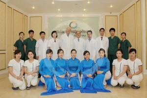 Đội ngũ bác sỹ chuyên khoa uy tín, giàu kinh nghiệm
