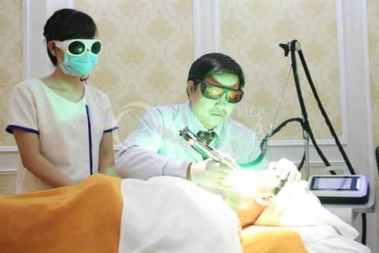 Đông Á – trung thâm thẩm mỹ ứng dụng công nghệ cao hàng đầu thế giới