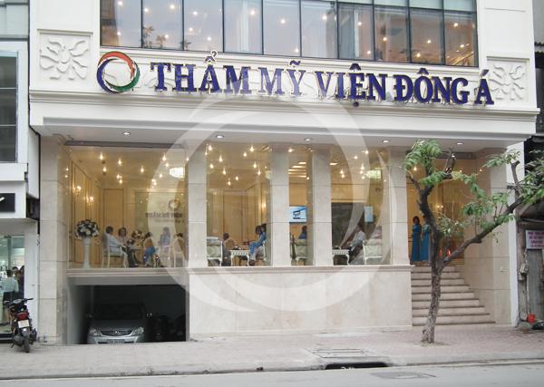 Thẩm mỹ viện xóa hình xăm uy tín hàng đầu Việt Nam