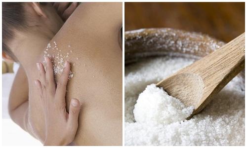 Cẩn thận khi quyết định áp dụng mẹo xóa hình xăm bằng muối