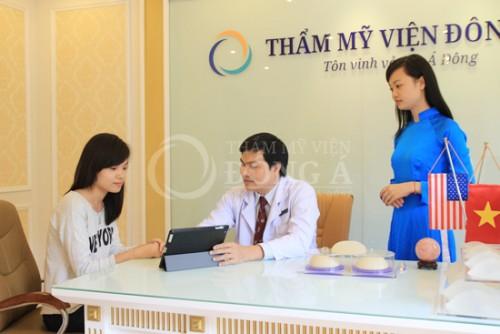 Trước khi xóa vết xăm, bạn cần được bác sỹ thăm khám cụ thể
