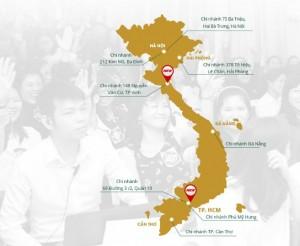 Thẩm mỹ viện Đông Á – Chuỗi hệ thống thẩm mỹ lớn nhất toàn quốc